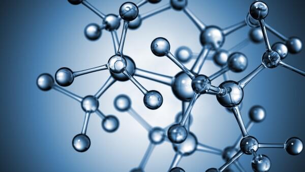 partícula molecular