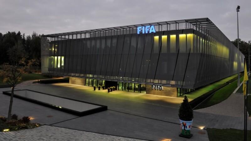 FIFA sede Suiza