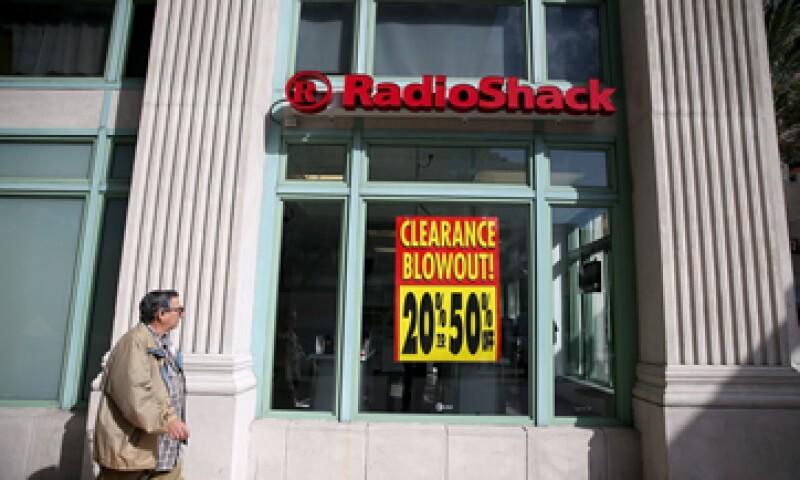 La cadena había intentado cerrar 1,100 tiendas durante el año pasado. (Foto: AFP)