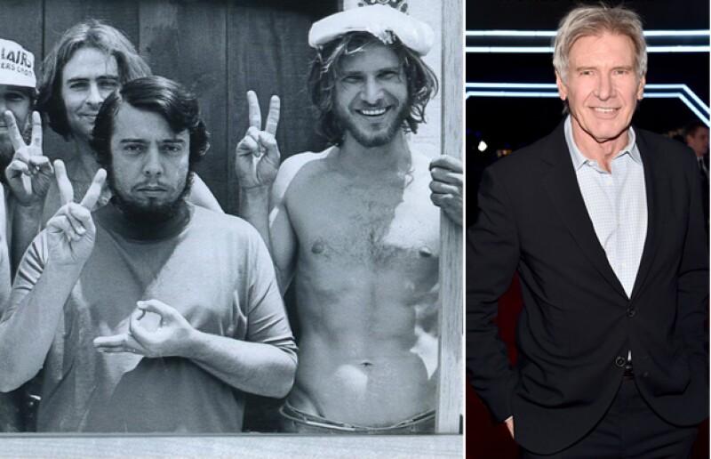 El actor hacía los sets de películas y programas cuando era carpintero.