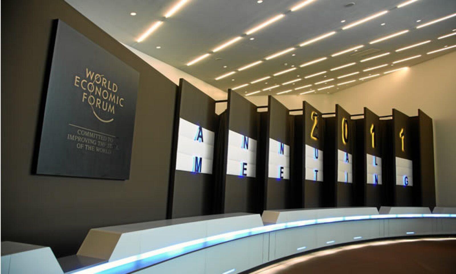Los líderes en economía del mundo arriban al Foro Económico Mundial 2011, para saber cómo irá la recuperación.