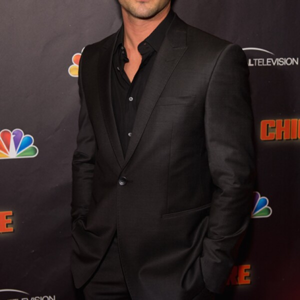7. Taylor Kinney - Chicago Fire