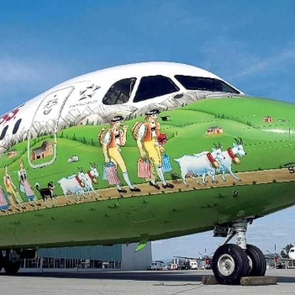 aviones diseños llamativos 11