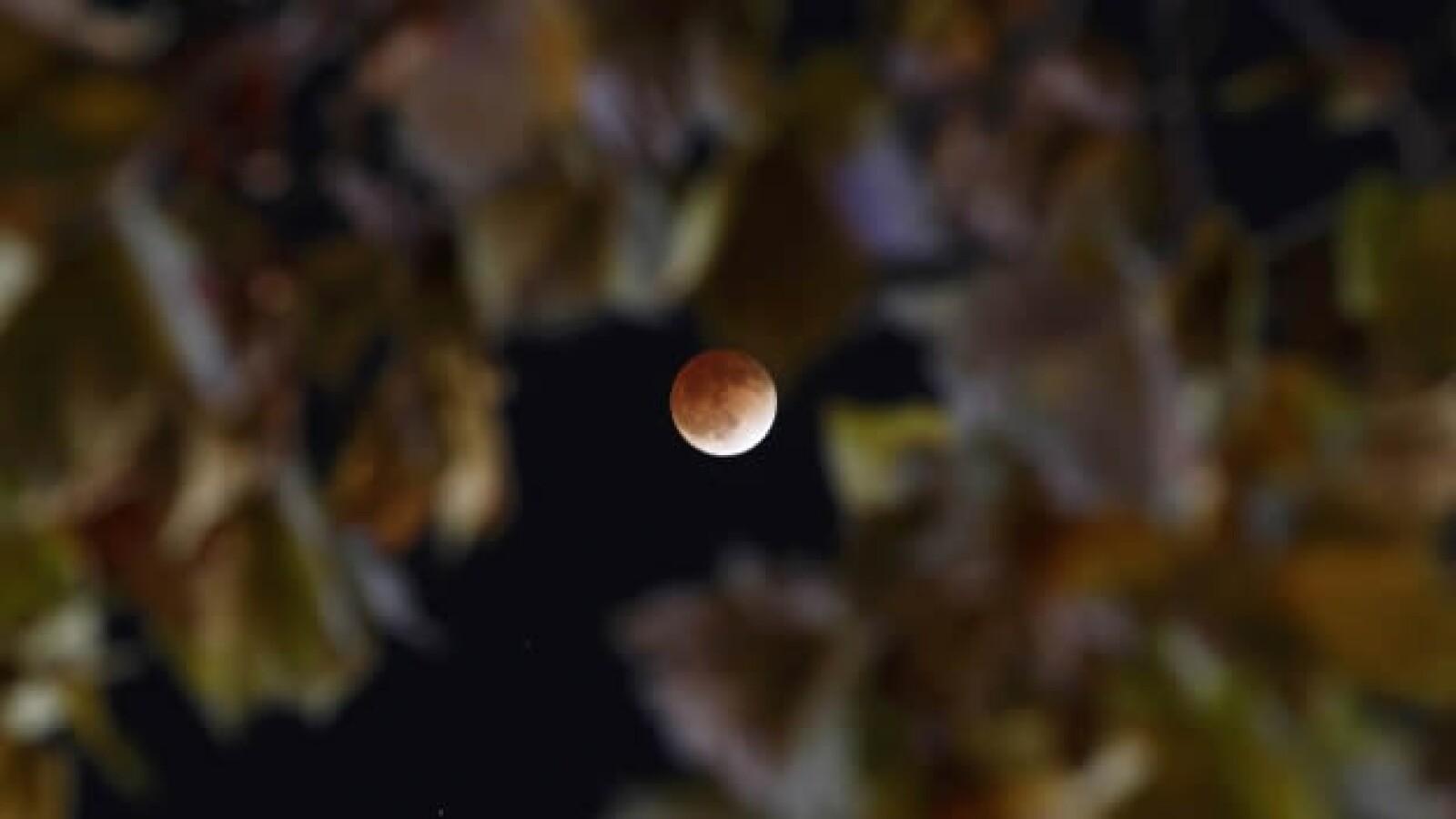 la luna vista desde corea