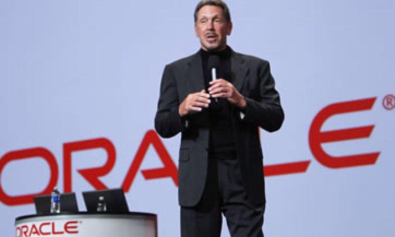 El presidente ejecutivo de Oracle Corp, Larry Ellison,  fundó la compañía hace más de tres décadas. (Foto: Reuters)