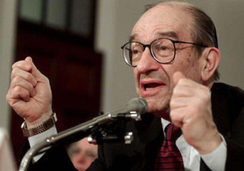Alan Greenspan se mostró a favor de una mayor capitalización en los bancos. (Foto: Archivo AP)