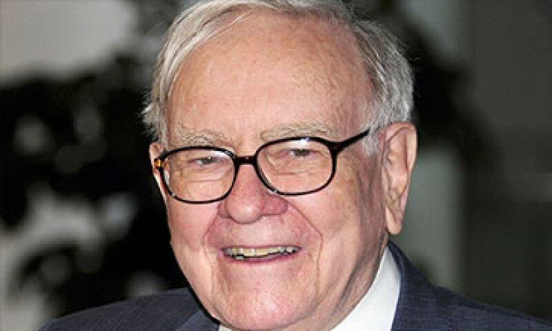 En abril pasado, Buffett anunció que estaba siendo tratado por cáncer de próstata. (Foto: Cortesía CNNMoney.com)