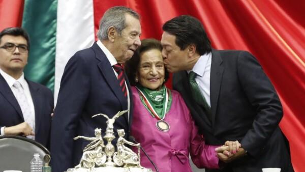 Ifigenia Martínez