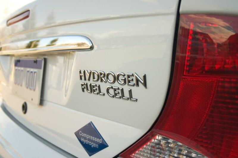 Celdas de combustible.