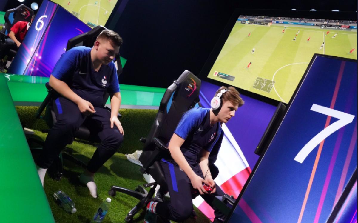 Francia es la campeona de la primera FIFA eNations Cup