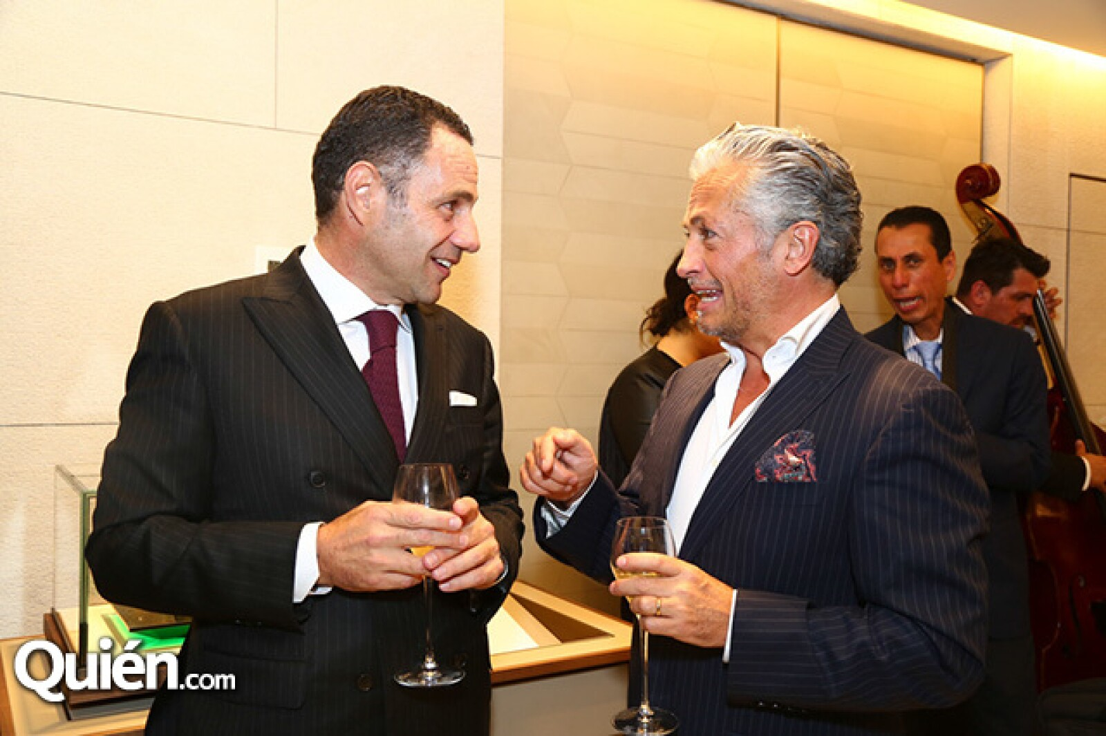Sergio Berger y Arturo Velasco