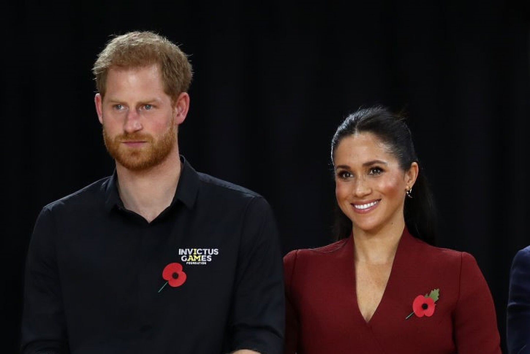 Príncipe Harry y Meghan Marle