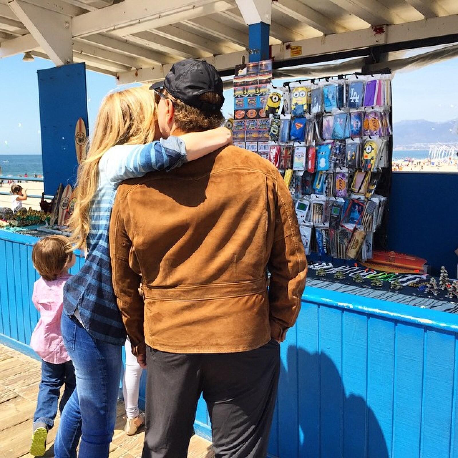 Thalía y Tommy Mottola habían decidido mantener su vida más en privado por la seguridad de sus hijos.