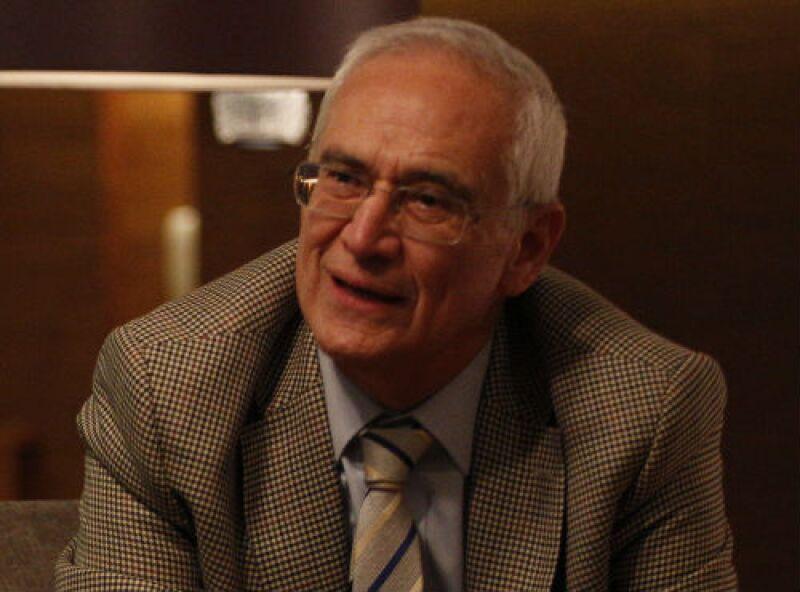 Rafael L�pez, gerente de Log�stica de Ford de M�xico