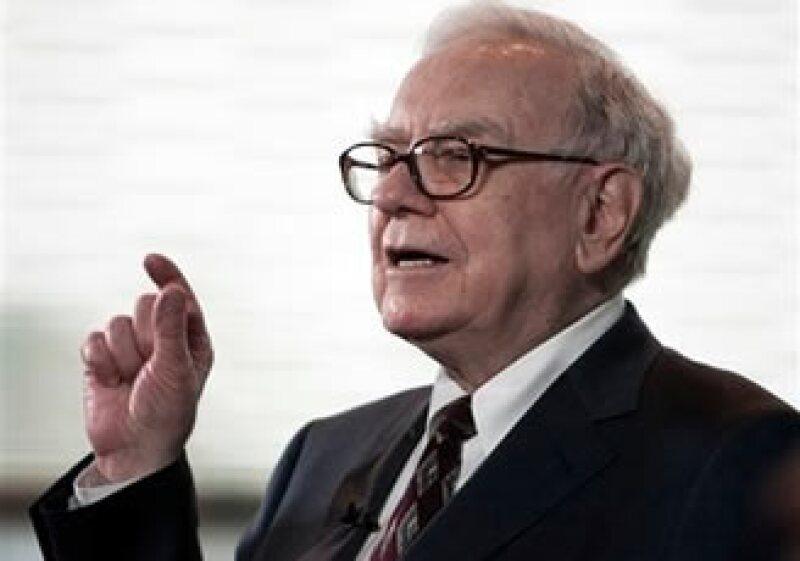 La compra de Burlington Northern Santa Fe  es la mayor que ha realizado Warren Buffett.  (Foto: AP)