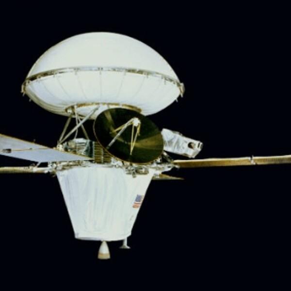 paracaidas Marte Viking