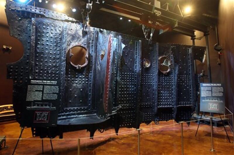 A 100 años del hundimiento del barco más famoso del mundo, se realizará una subasta con diversos artículos que fueron recuperados.