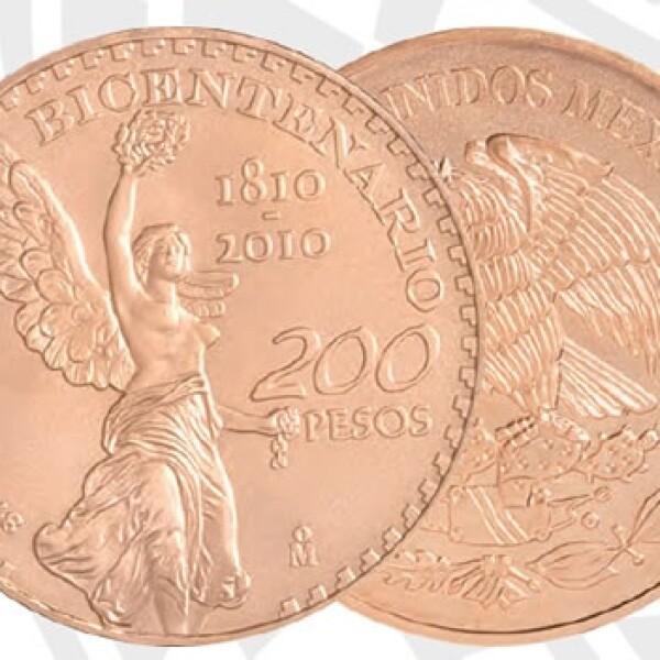monedas bicentenario