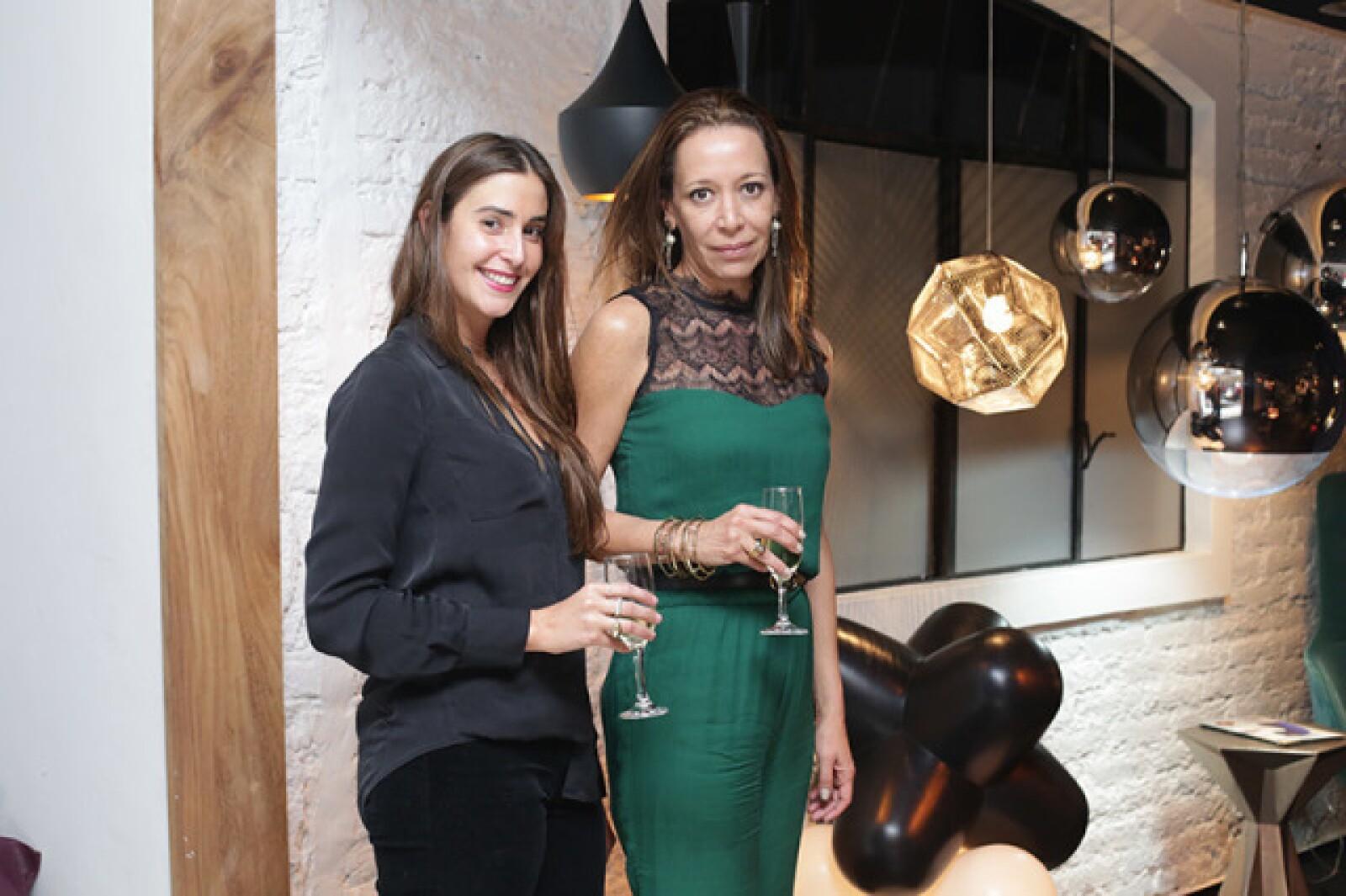 Ana Molina y Elsa Ojeda