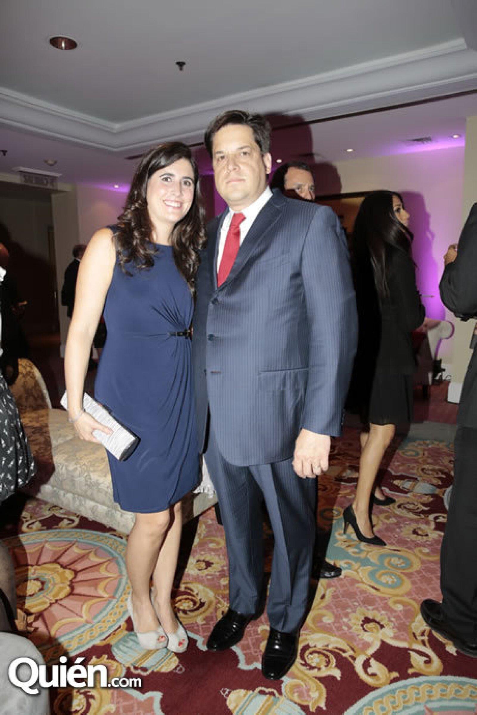 Tania Pinto,Alfredo Gutiérrez