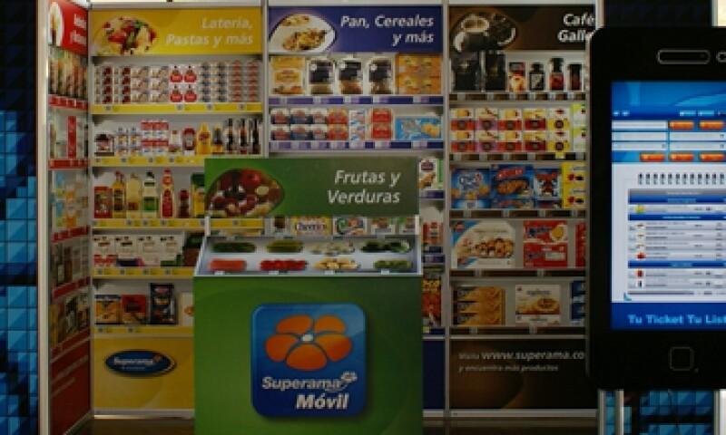 Actualmente la cadena de tiendas Superama aporta el 4.5% de los ingresos consolidados de las operaciones de Walmart en México. (Foto: Cortesía Superama)
