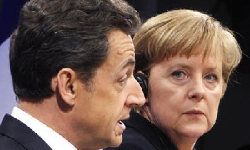 La economía Alemania y Francia se desaceleraron en el segundo trimestre. (Foto: AP)