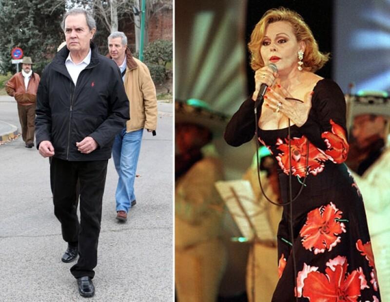 """Antonio Morales, """"Junior"""", fue encontrado por su hija Carmen Morales, en la casa que habitaba el cantante de """"Los Brincos"""" en Madrid."""