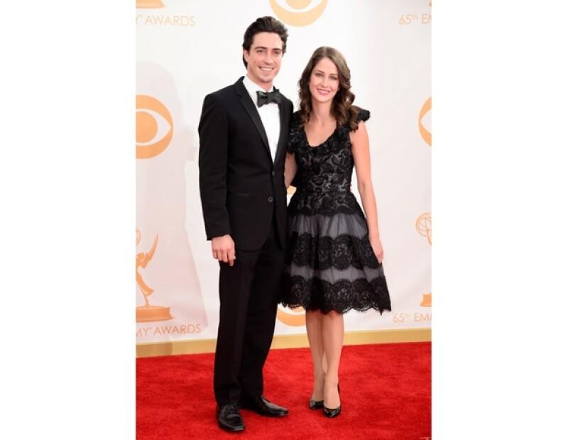 Ben le propuso matrimonio a Michelle cuando sacaban a su perro a pasear.