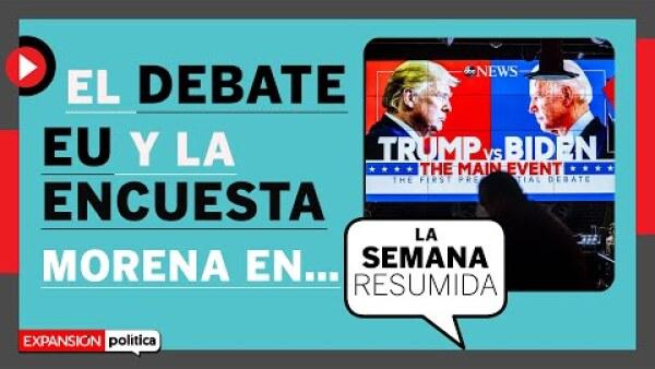 #LaSemanaResumida   Ganó Porfirio, perdió EU y el futbol mexicano regresa
