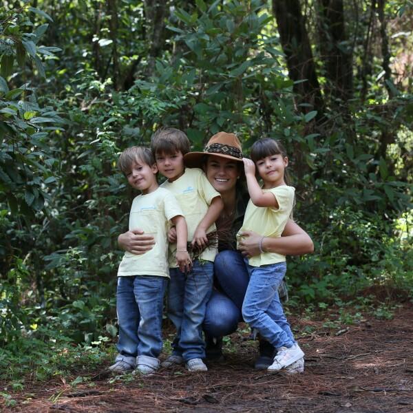Visita al campamento Lago y Tierra en Valle de Bravo con Paola A
