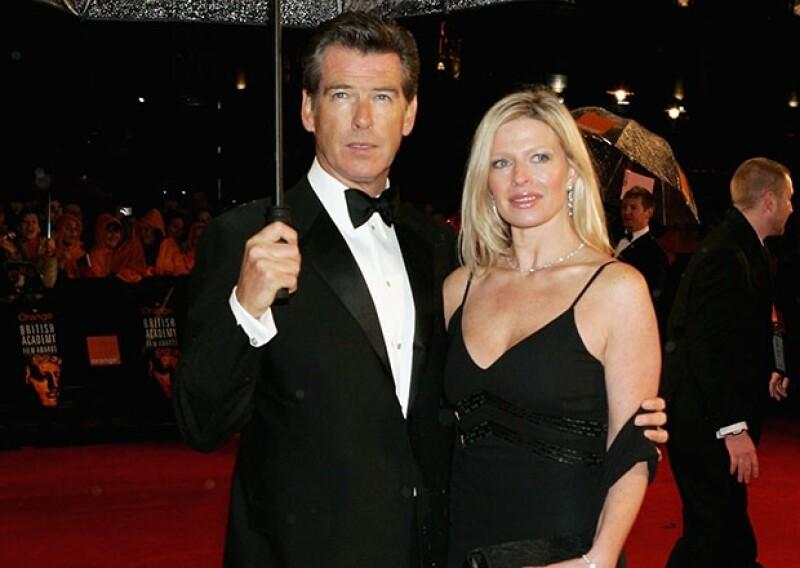 """De acuerdo con la revista People en Español, el actor del """"007"""" intentó todo lo que pudo, los últimos años que su hija estuvo con vida para tratar de salvarla del cáncer que terminó con su vida."""