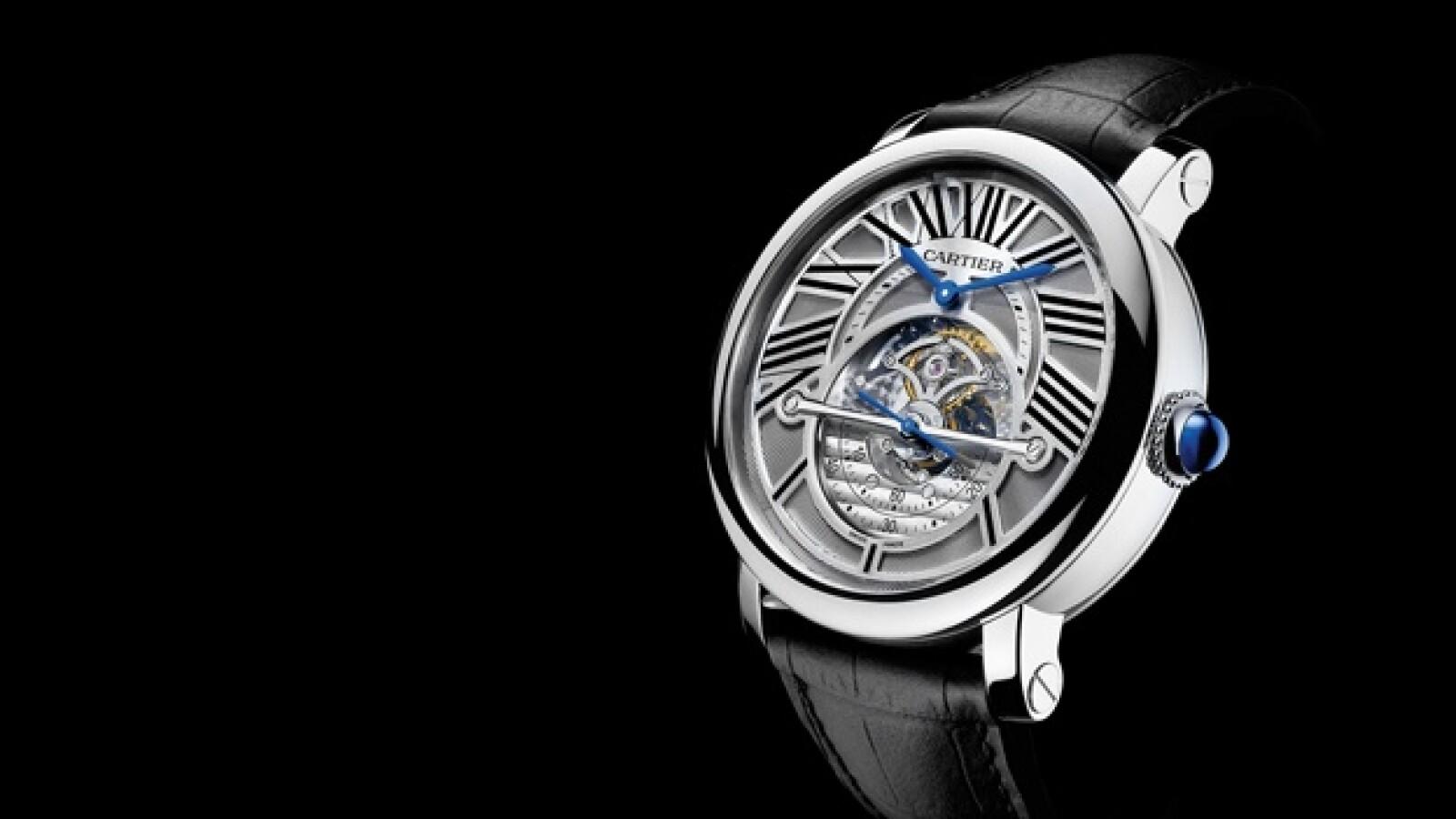 reloj Cartier Rotonde Astrorégulateur