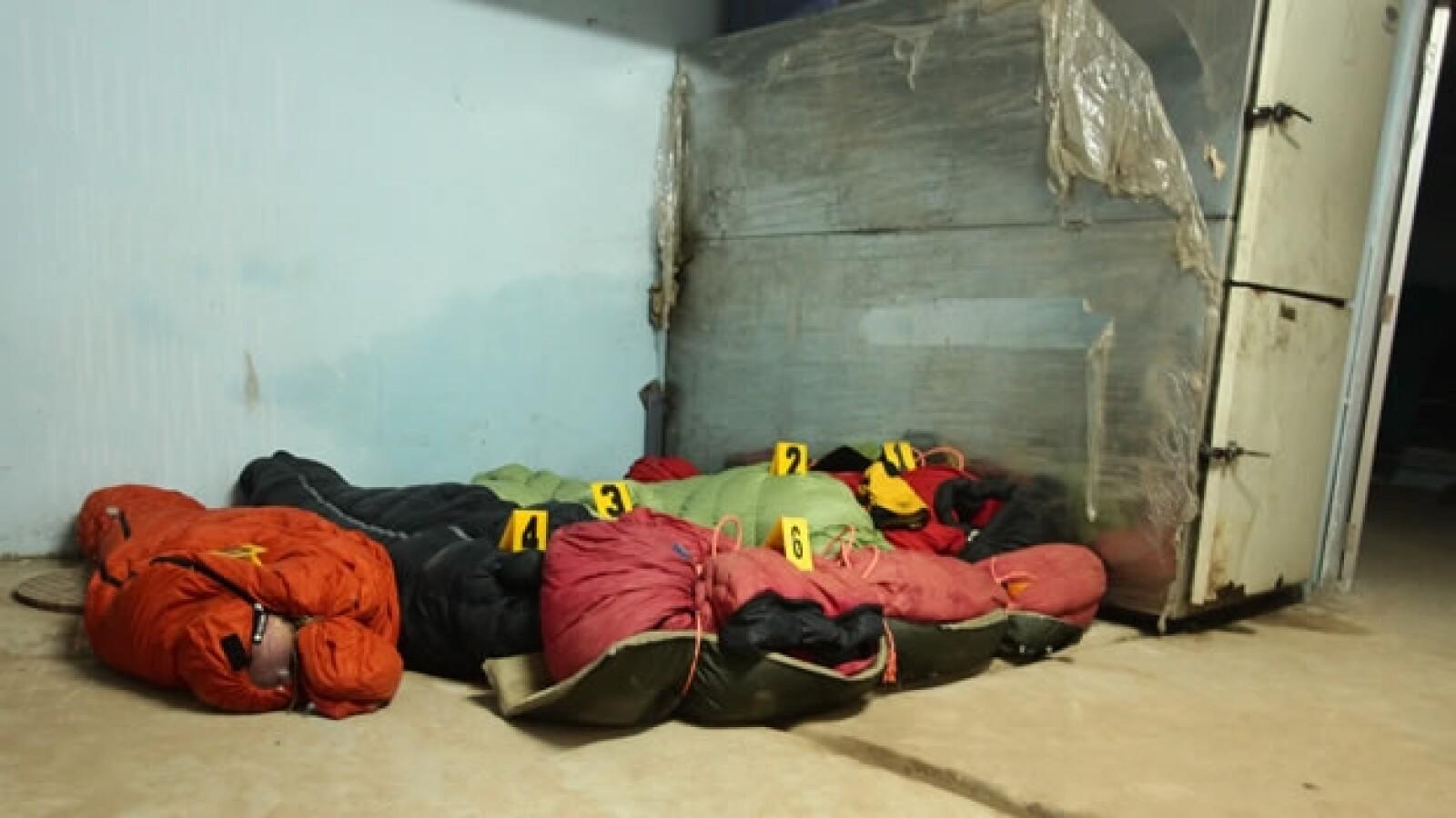 Una avalancha en Manaslu sepulta a alpinistas