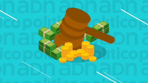 Salarios ministros de la corte