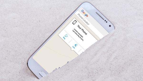 Google introdujo cambios en su sección My Account o Mi Cuenta, entre las que se halla la página específica para encontrar los dispositivos Android perdidos o robados.