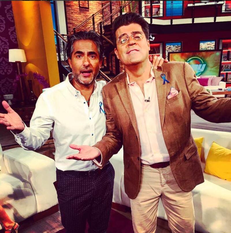La gente se indignó después de que Raúl y Jorge le hicieran un comentario.