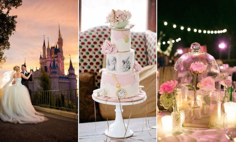 Para algunos las bodas convencionales ya son cosa del pasado, y la mejor prueba son las siguiente ceremonias, que seguro se convertirán en inspiración y en un buen punto de partida para tu boda.