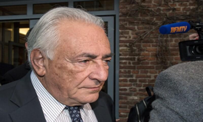 Strauss-Khan dice que desconocía que las jóvenes que participaban en las fiestas sexuales eran prostitutas. (Foto: Reuters )