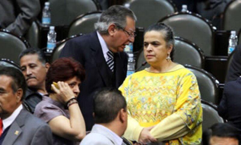 El PAN dijo que en años recientes las discrepancias dentro del PRI han llevado al límite de tiempo las negociaciones del Presupuesto de Egresos de la Federación. (Foto: Notimex)