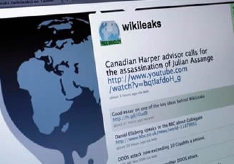El usuario @Anon_Operation asumió la responsabilidad de ataques a Visa y Mastercard. (Foto: AP)