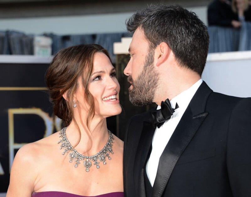 El amor se notaba entre ellos en cada evento al que asistían.