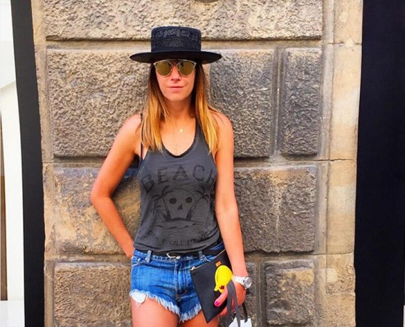 ¿No sabes qué artículos no pueden faltar en  tus vacaciones? Te presentamos los obligados de la bloggera de moda.