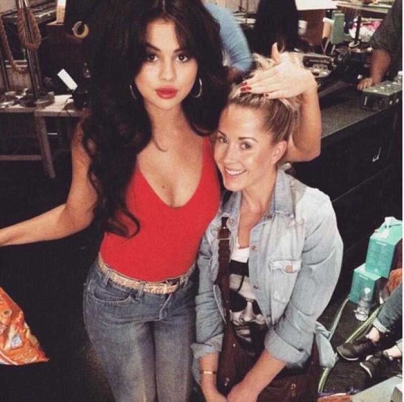 Con estas fotos y el romanticismo entre Selena y Zedd, nos morimos de ganas por ver su nuevo video.