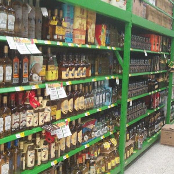 Las promociones no sólo aplican en electrodomésticos y ropa, también las bebidas alcohólicas -como el tequila- entran en las ofertas.