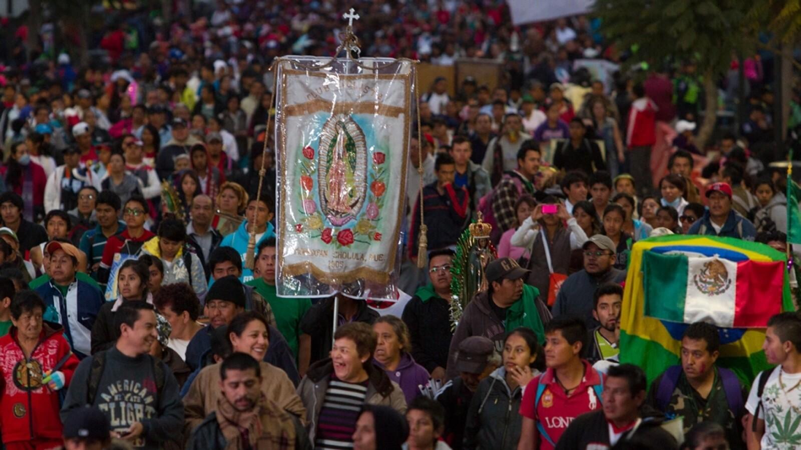 peregirnación Virgen 2014 4