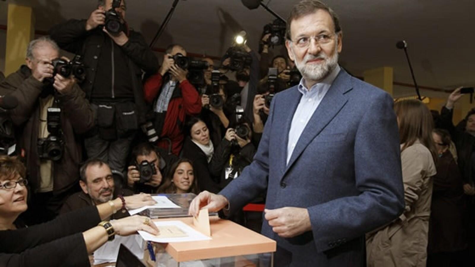 espana mariano rajoy elecciones 20n