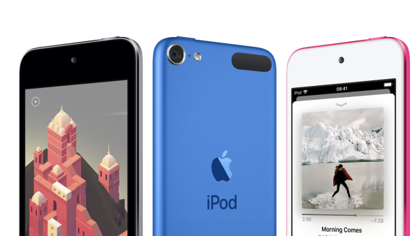 Nuevo iPod Touch.