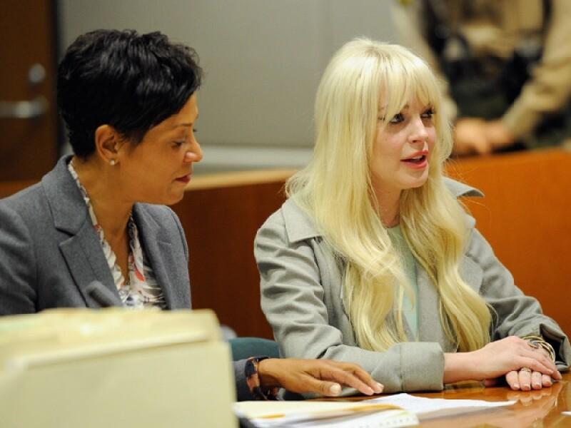 Desde diciembre del año pasado la actriz ha recibido halagos por parte de su jueza.