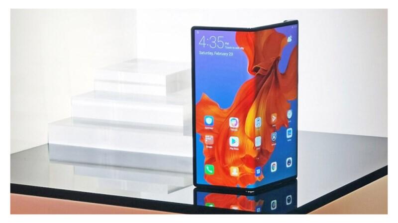 En el Mobile World Congress de Barcelona se presentó el nuevo Huawei Mate X
