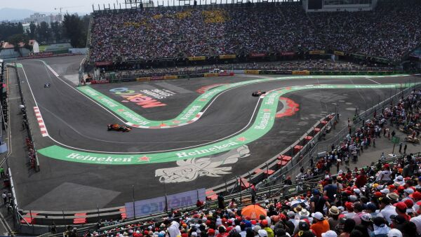 Gran Premio de México Fórmula 1